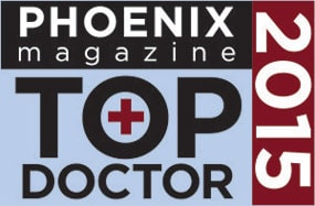Phoenix Magazine Top Doctor 2015