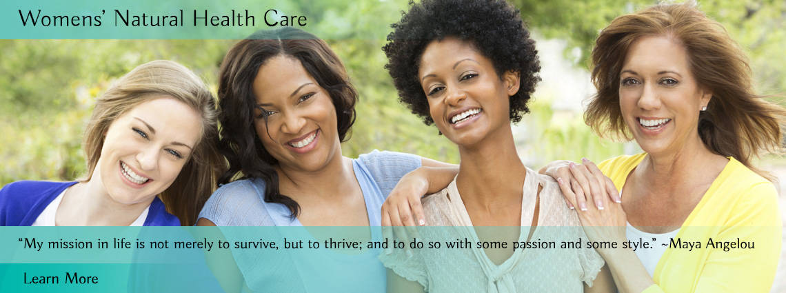 women's natural health care