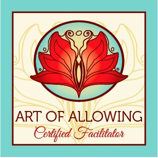 Art of Allowing with Flora Aube.