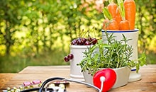 Live well naturally with services such as a naturopathic evaluation to help you age gracefully.